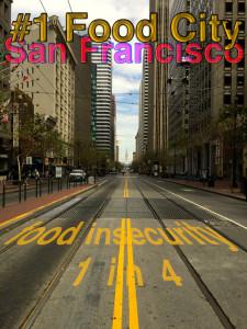 San Francisco Food Insecurity